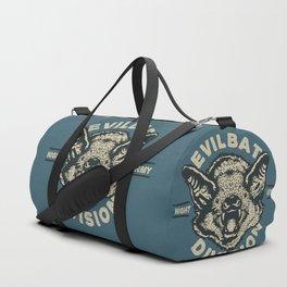 Evil Bat Division Duffle Bag