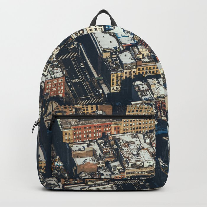Cold City - NYC Backpack