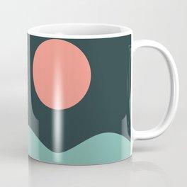 Abstract Landscape 06 Coffee Mug