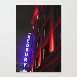 The Redbury Hotel Canvas Print