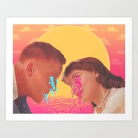 Dream of Love Art Print