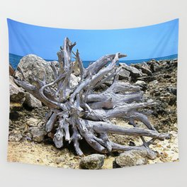 Bermuda  Driftwood Wall Tapestry