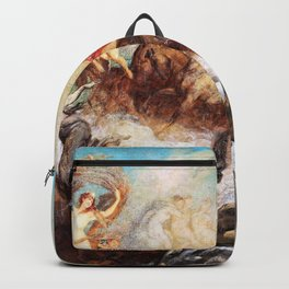 The victory of light over darkness - Digital Remastered Edition Backpack
