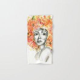 Flower Fro Hand & Bath Towel