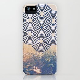 It aint sunny iPhone Case
