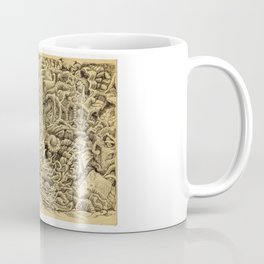 Sick Chamber by Brian Benson Coffee Mug