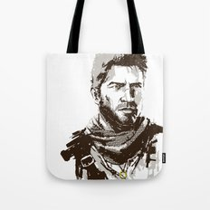Uncharted 3 Tote Bag