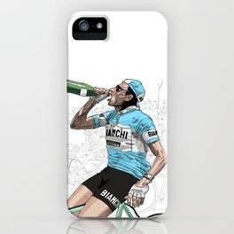 Coppi Celebrates iPhone Case