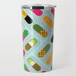 FruitPills Travel Mug