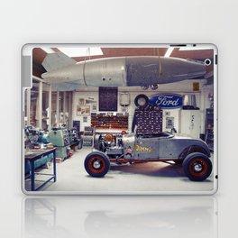 Hot Rod Garage Laptop & iPad Skin