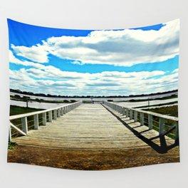 Natimuk Pier Wall Tapestry