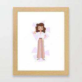 Katharine Hepburn Framed Art Print