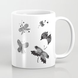 Flutter by Messages Coffee Mug