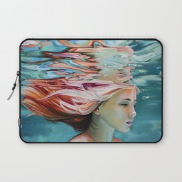 Spotless mind Laptop Sleeve