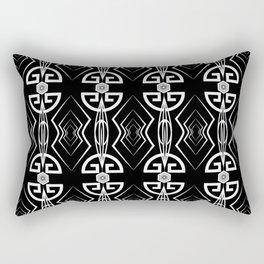 Art Deco . 1 Cleopatra Rectangular Pillow