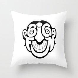 Big Fun Throw Pillow