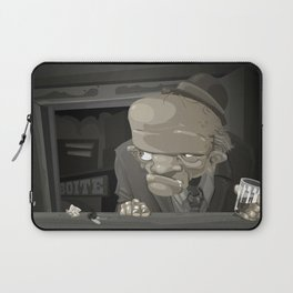 Mr. Sampaio Laptop Sleeve