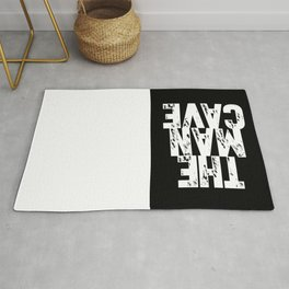 The Man Cave - inverse Rug