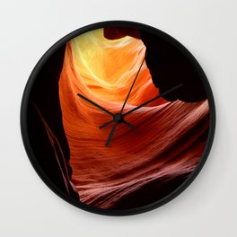 Nature´s Art Wall Clock