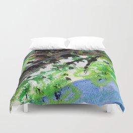 Serenity Tree Duvet Cover