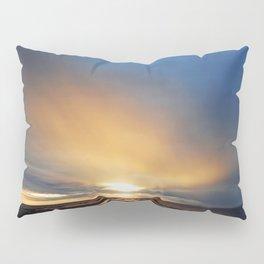 The Light under the Storm Pillow Sham