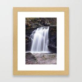 great glen Framed Art Print