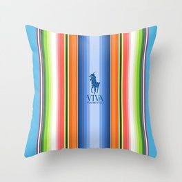 Viva Siempre Throw Pillow