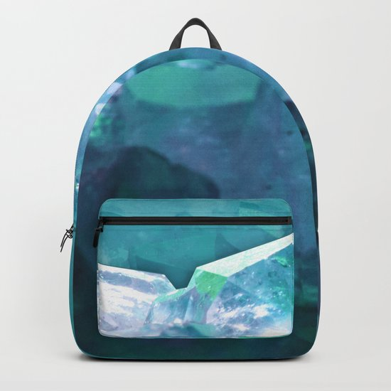 Underwater Crystals Backpack