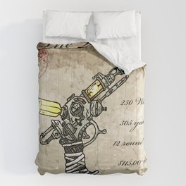 Raygun this is not a pipe Comforters