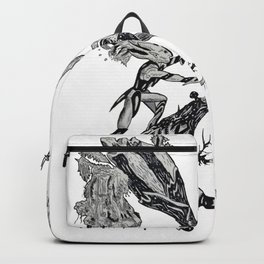 Gemini (Castor and Pollux) Backpack