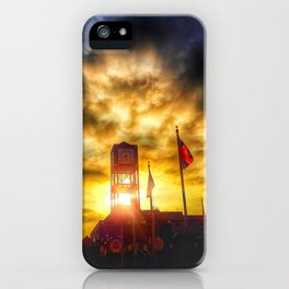 Morning In Memphis iPhone Case