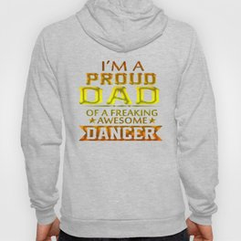PROUD DAD OF A DANCER Hoody