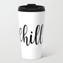 Chill Travel Mug