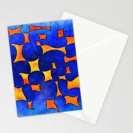 Blesmios V1- melting cubes Stationery Cards