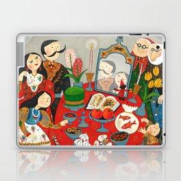 Happy Nowruz, Iranian New Year Laptop & iPad Skin
