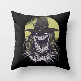 Creepy Scary Creature Best Gift Throw Pillow