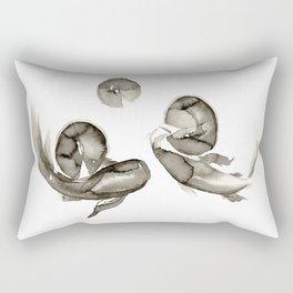 Kumonryu Koi Rectangular Pillow