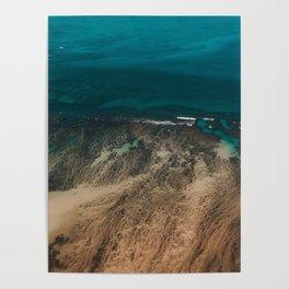 Hawaiian Sea Poster