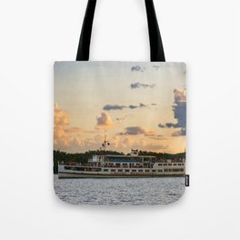 Mount Washington Tote Bag