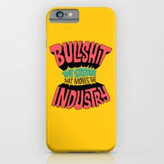 The Grease That Moves The Industry Slim Case iPhone 6s