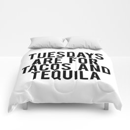 TUESDAYS Comforters