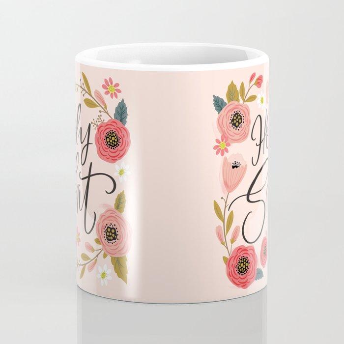 Pretty Swe*ry: Holy Shit Coffee Mug