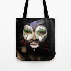 bleuGRN Tote Bag