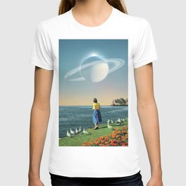 Watching Planets T-shirt