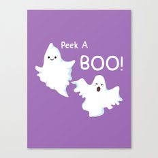 GhostBOOsters Canvas Print