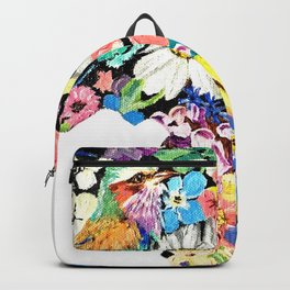 Map of Africa Backpack