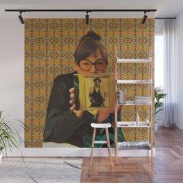 La Vraie Femme Parisienne Wall Mural