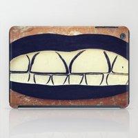 teeth iPad Cases featuring  Teeth by Hayleydonovan