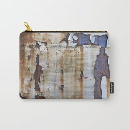 Grunge Metal Carry-All Pouch