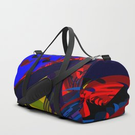 Transcendental Abundance Duffle Bag